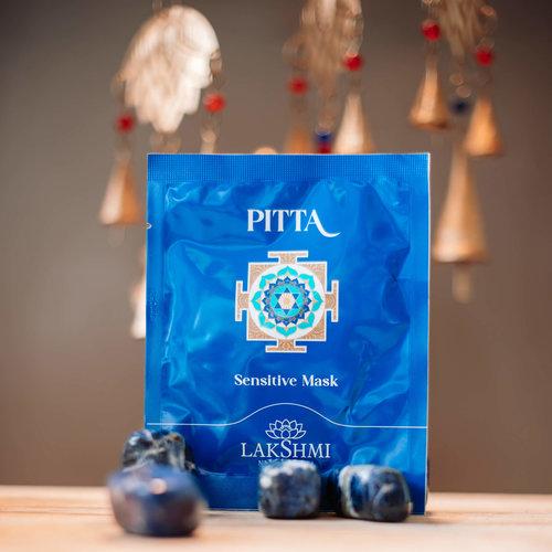 Lakshmi Pitta Sensitive Masker Sheet (Probiotica) 1st. - Gevoelige huid