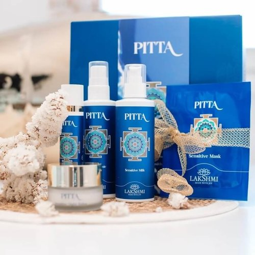 Lakshmi Pitta Sensitive Ritual Box - Gevoelige huid