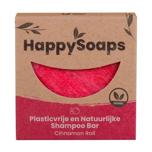 HappySoaps Shampoo Bar - Cinnamon Roll (Versteviging, tegen Haaruitval)