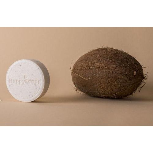 HappySoaps Shampoo Bar - Coco Nuts (Alle Haartypes)