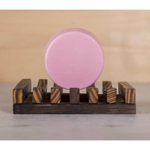 HappySoaps Conditioner Bar - Tender Rose (Alle Haartypes)
