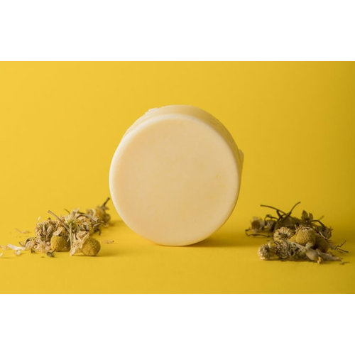 HappySoaps Conditioner Bar - Chamomile Relaxation (Alle Haartypes)