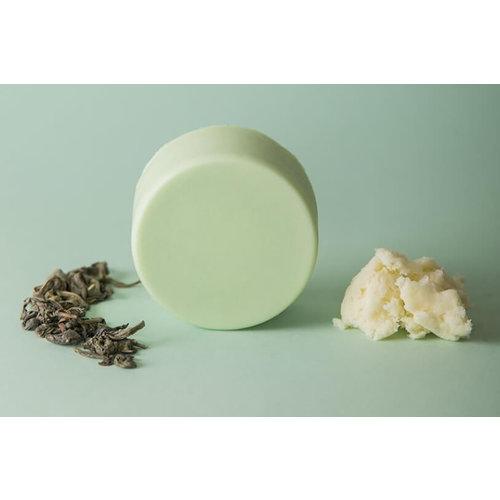 HappySoaps Conditioner Bar - Green Tea Happiness (Alle Haartypes)