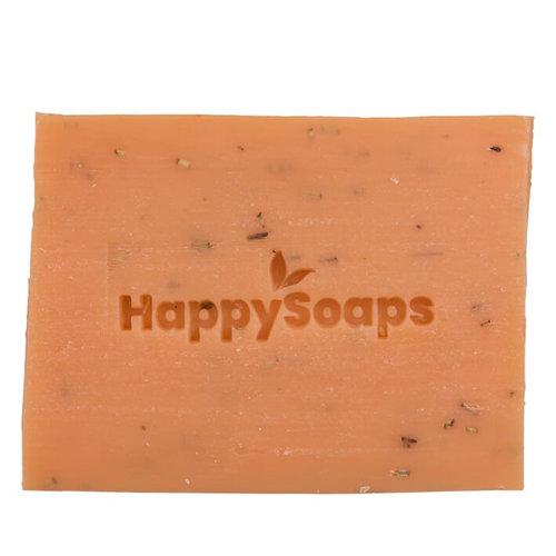 HappySoaps Body Wash Bar - Arganolie & Rozemarijn