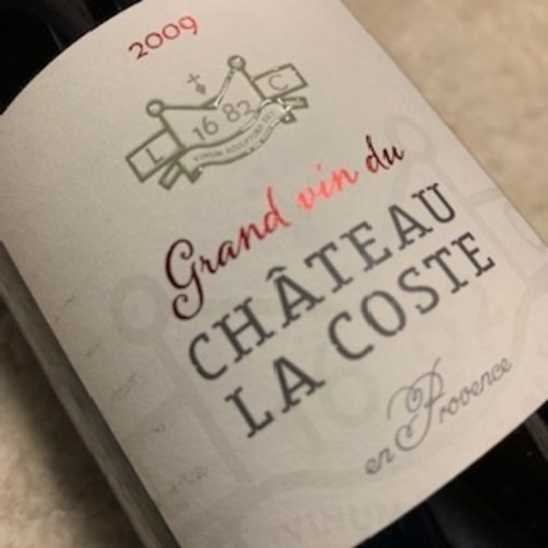 Chateau La Coste Grand Vin Rouge