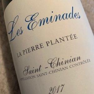 Domaine Les Eminades La Pierre Plantee