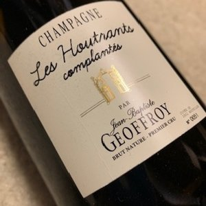 Champagne Geoffroy Les Houtrants Complantes