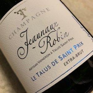 Champagne Jeaunaux-Robin Le Talus de Saint Prix
