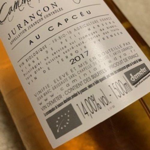 Camin Larredya Jurancon Au Capceu magnum
