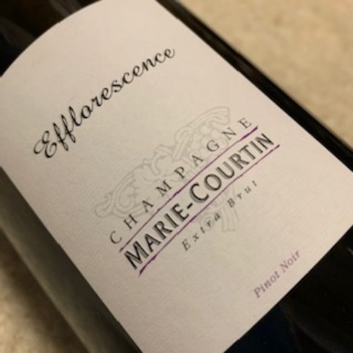 Champagne Marie-Courtin Efflorescence