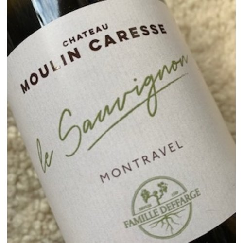 Chateau Moulin Caresse Le Sauvignon