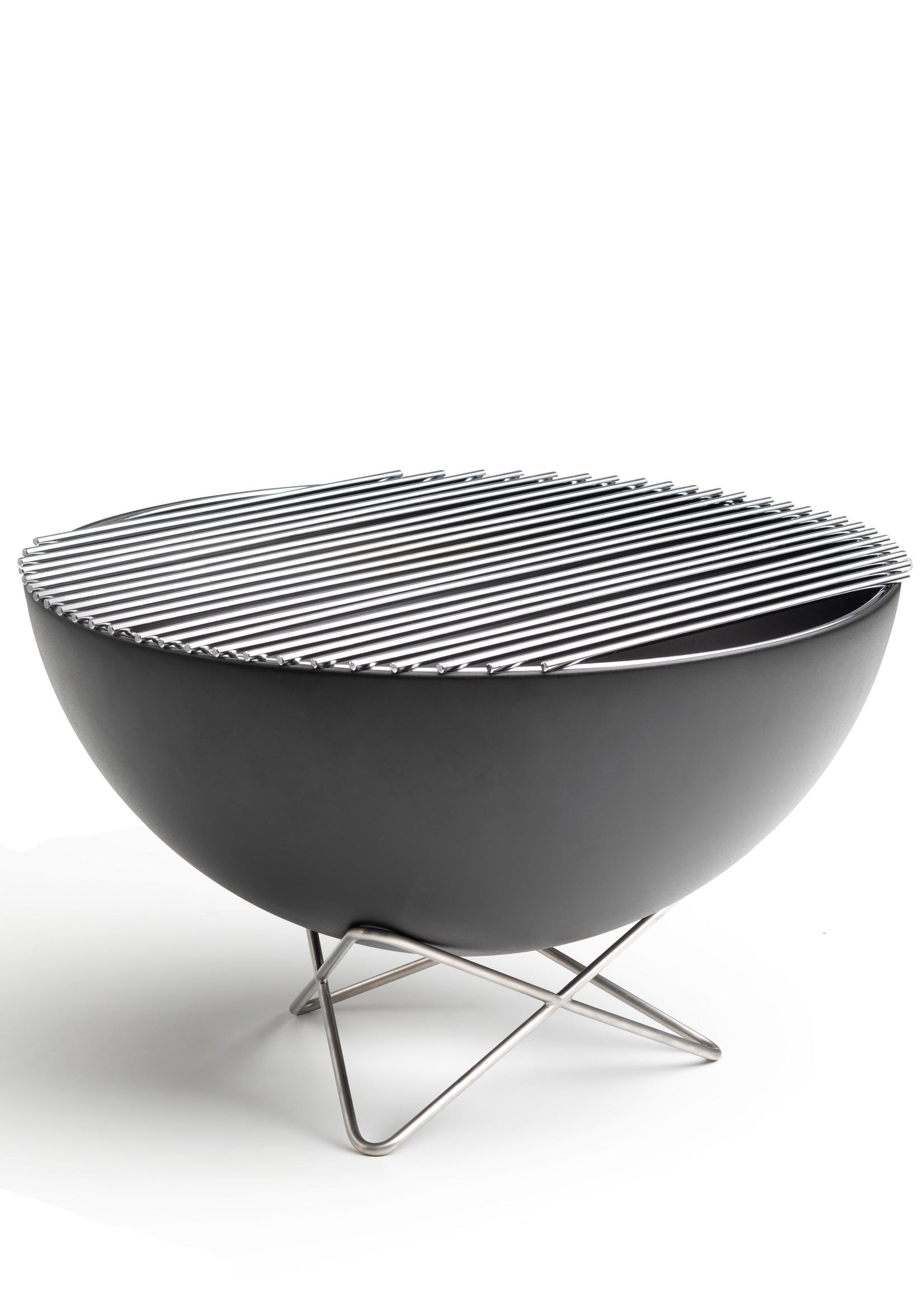 Höfats Bowl Vuurschaal Grillrooster dia 57 cm