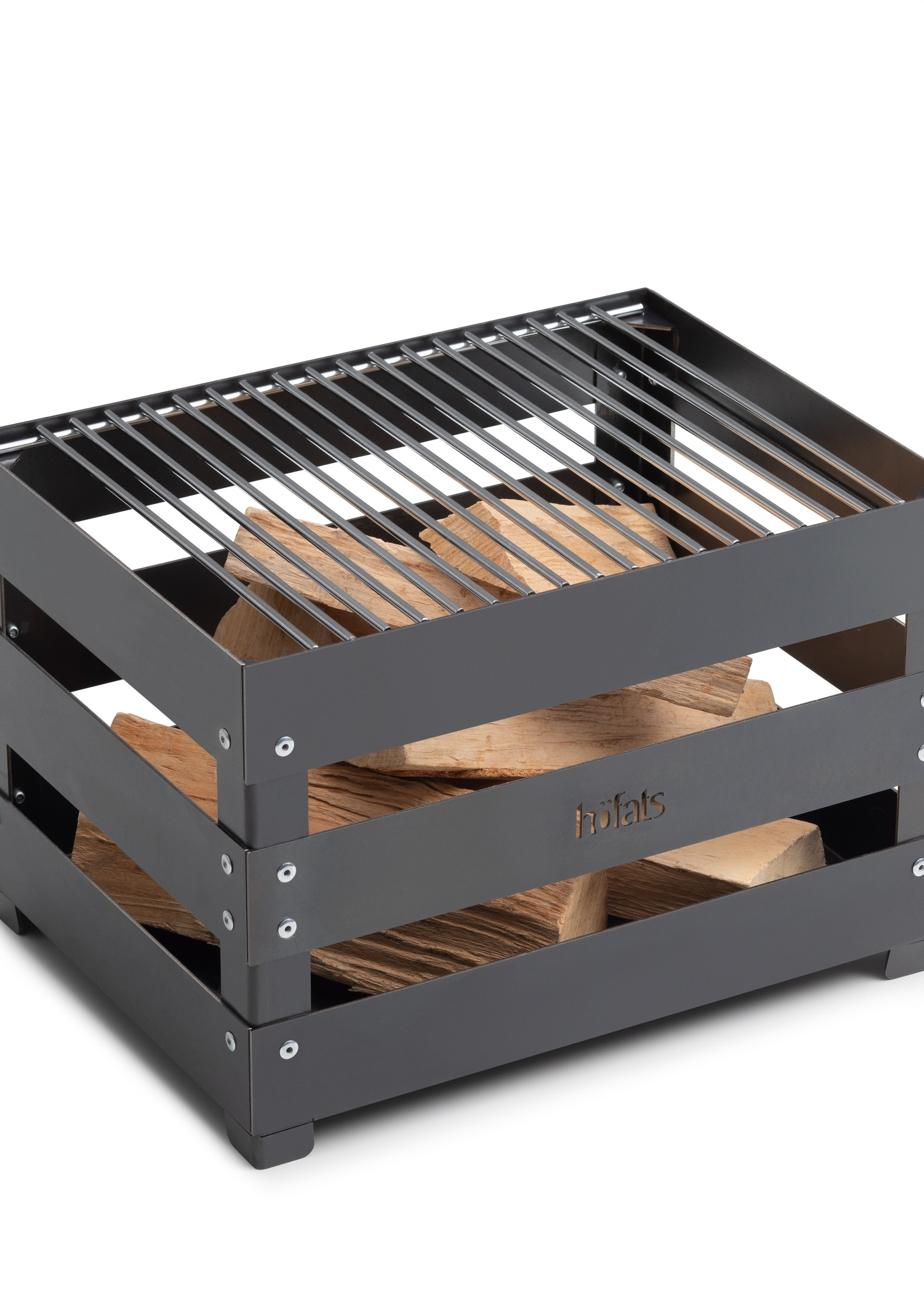 Höfats Crate Vuurkorf Grillrooster