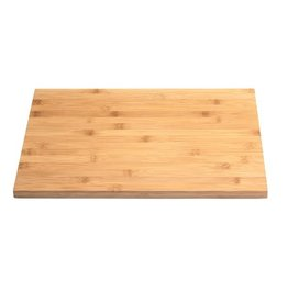 Crate Vuurkorf Bamboe Plank