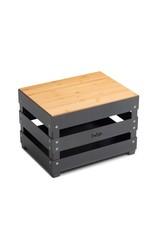 Crate Vuurkorf Bamboe Plank