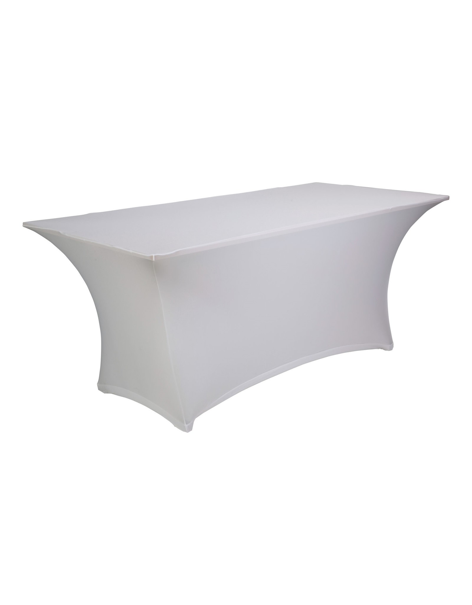 Stretchhoes voor rechthoekige klaptafel 183x76 cm