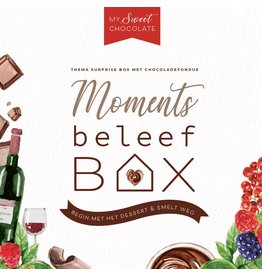 "Beleefbox ""My Sweet Chocolate"""
