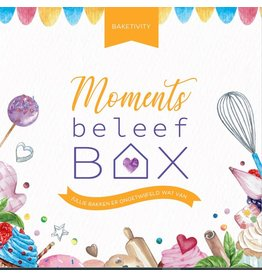 "Beleefbox ""Baketivity"" - Kids Party"