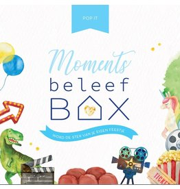 "Beleefbox ""Let's pop together"" Kids Party"