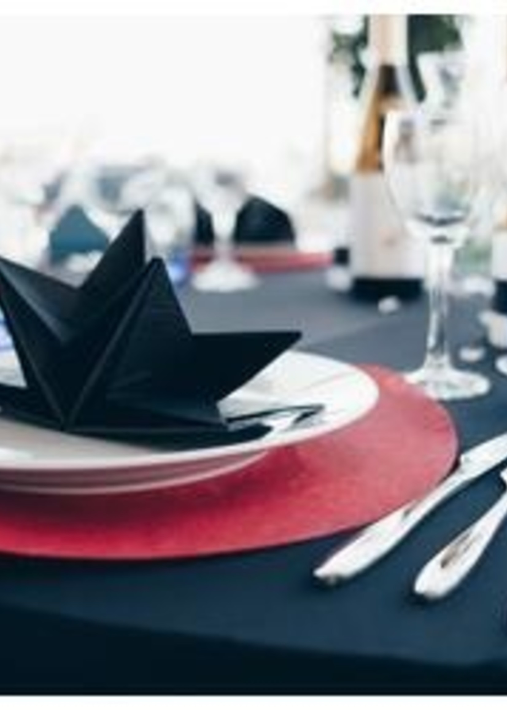 Gedekte tafel- basic