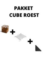 Höfats Pakket Cube Roest (rooster en plancha inbegrepen)
