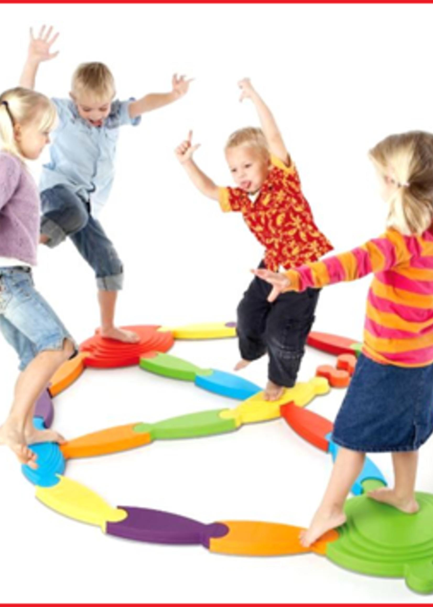 Kids pakket rainbow - mini
