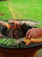 Bonfeu Barbecue BonBiza roest - huur