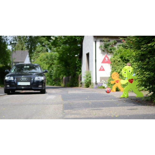 Streetbuddy groen