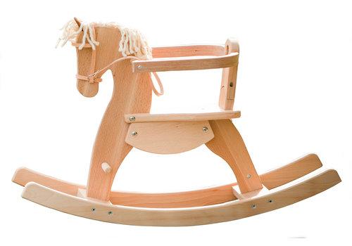 Helga Kreft Schommelpaard Emmy