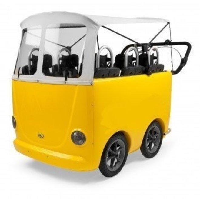 Kinderbus 6 zits Geel