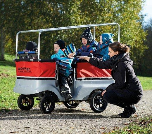 Kindervervoer