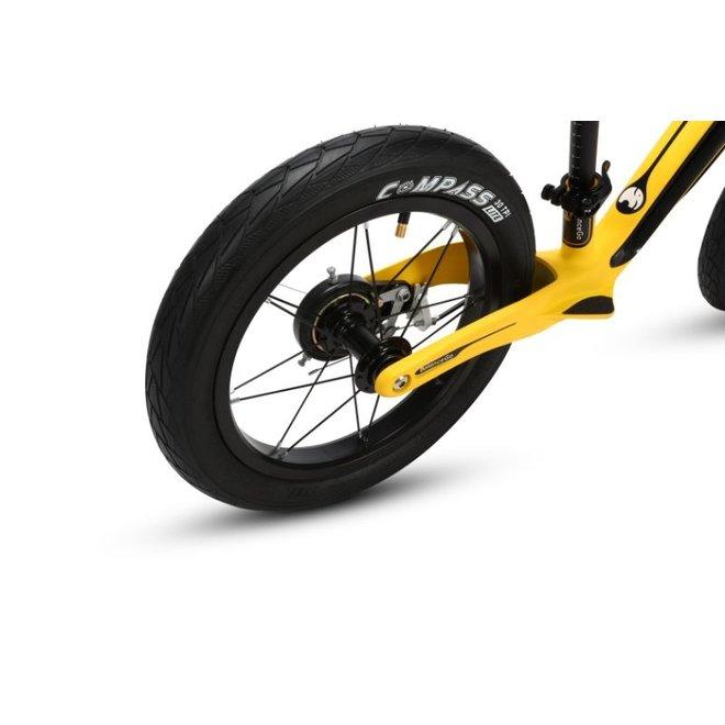 Elvent Loopfiets BalanceGo Geel 14 inch