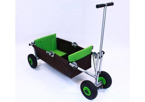 Ulfbo Ulfbo Comfort Opvouwbare bolderwagen