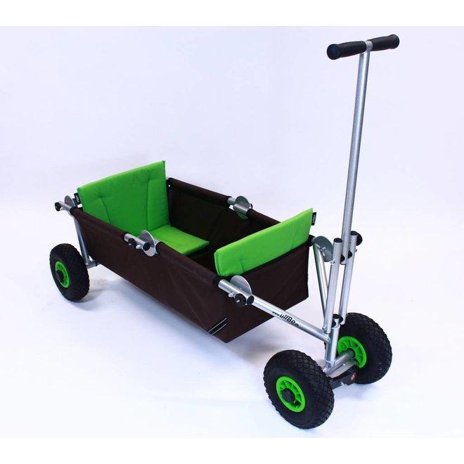 Ulfbo Comfort Opvouwbare bolderwagen