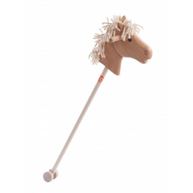 Stokpaard Haflinger