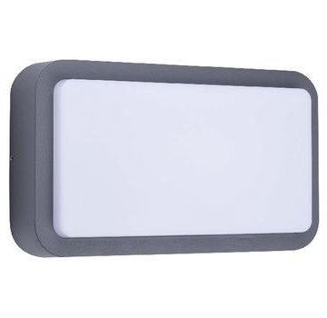LED Wandlamp voor Buiten 7 W 630 lm Zwart