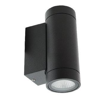 LED Wandlamp voor Buiten 6 W 190 lm Zwart
