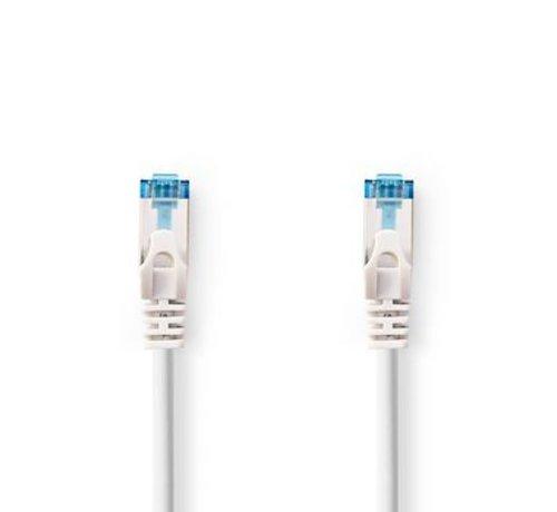 Nedis CAT6a SF/UTP-Netwerkkabel | RJ45 Male - RJ45 Male | 10,0 m | Wit
