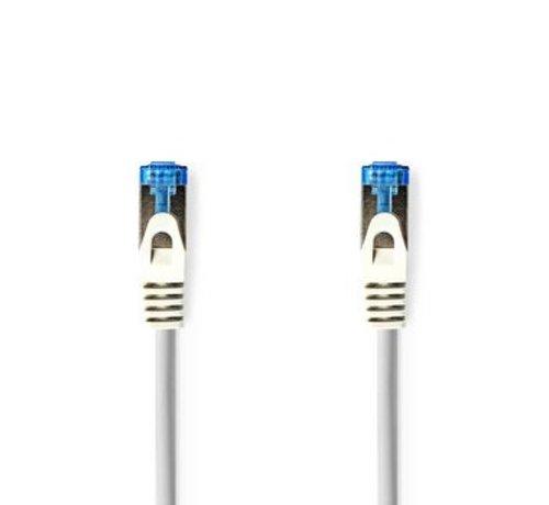 Nedis CAT6a SF/UTP-Netwerkkabel | RJ45 Male - RJ45 Male | 2,0 m | Grijs