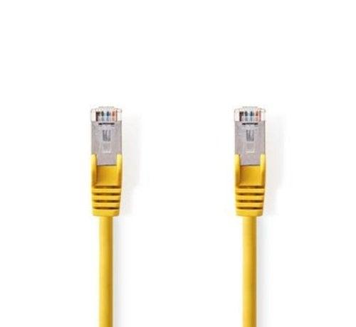 Nedis CAT5e SF/UTP-Netwerkkabel | RJ45 Male - RJ45 Male | 10 m | Geel