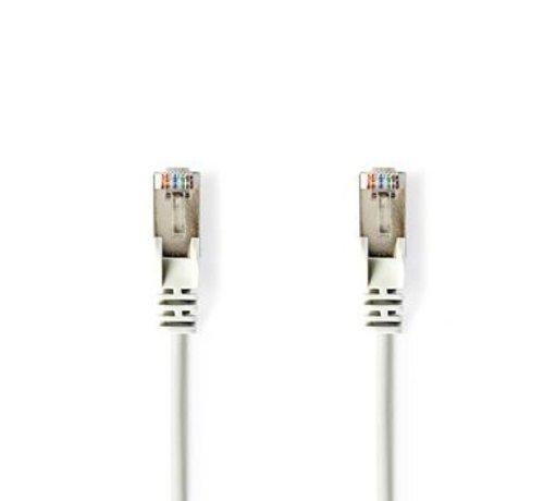 Nedis Netwerkkabel CAT5e SF/UTP | RJ45 (8P8C) male - RJ45 (8P8C) male | 1,5 m | Wit