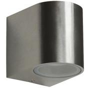 LED Wandlamp voor Buiten 3 W 190 lm Geborsteld Aluminium