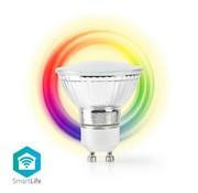 Nedis Wi-Fi Smart LED-Lamp | Full-Colour en Warm Wit | GU10