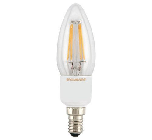 LED Vintage Filamentlamp Dimbaar Kaars 4.5 W 470 lm 2700 K