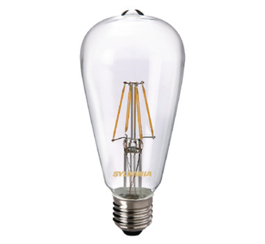 LED Vintage Filamentlamp ST64 5 W 470 lm 2700 K