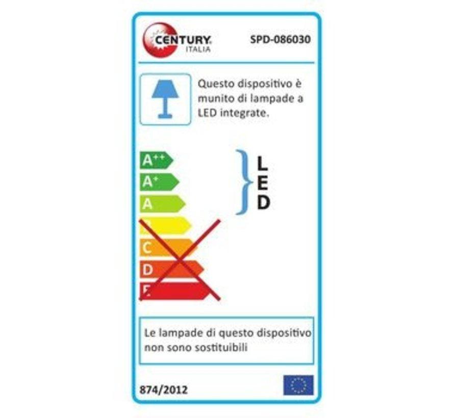 LED-Lamp 8 W 680 lm 3000 K