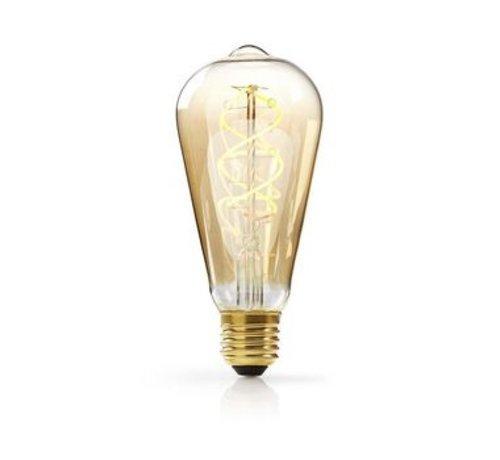 Nedis Dimbare vintage LED-gloeilamp E27   ST64   5 W   260 lm