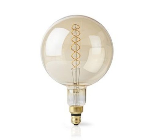 Nedis Retro LED-lamp Met Filament E27   5 W   280 lm   2000 K