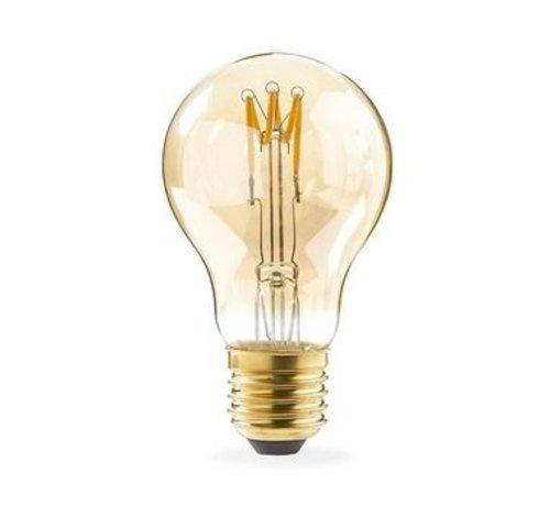 Nedis LED-Filamentlamp Retro E27 | A60 | 3 W | 120 lm | 3-Pack