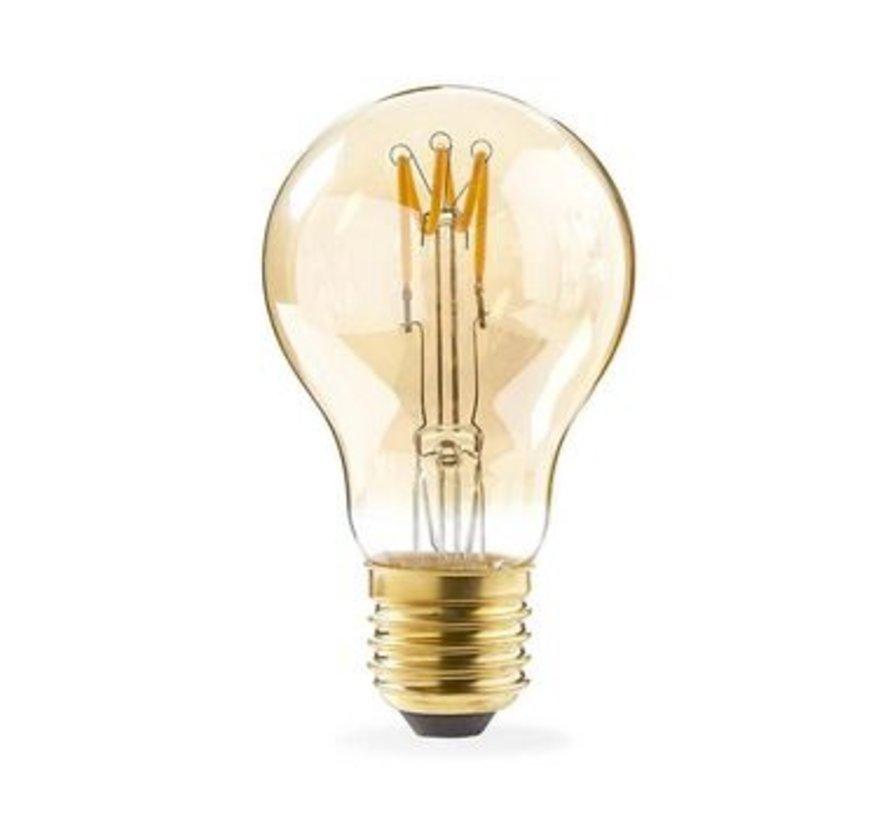 LED-Filamentlamp Retro E27   A60   3 W   120 lm   3-Pack